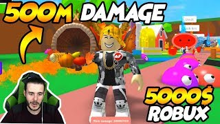 $5000 ROBUXLUK ACCOUNT with PERFECT moments Roblox Blob Simulator #3/Game Safi