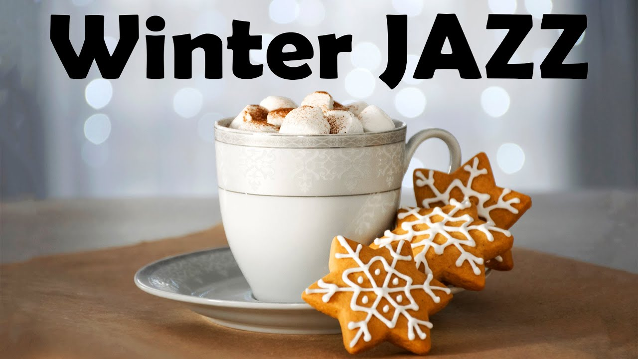 Winter Jazz: Smooth Jazz Instrumental Music - Relaxing Lounge Music for Calm and Chill