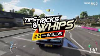 Tips, Tricks & Whips with Milos Pomo #1