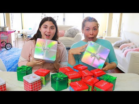 DON'T CHOOSE THE WRONG HOLIDAY BOX FOR SLIME!
