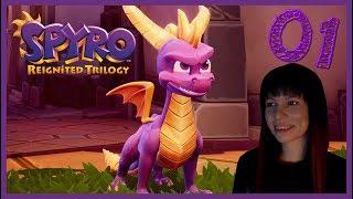 NOSTALGIA - Spyro Reignited Trilogy - Spyro The Dragon - Part 1