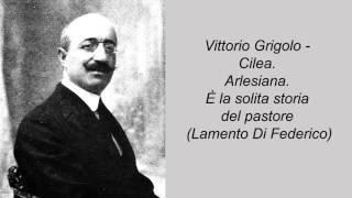 Play Lamento Di Federico (From Arlesiana)