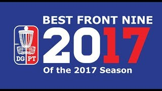 2017 DGPT Best Front Nine - 8 Birdies thumbnail