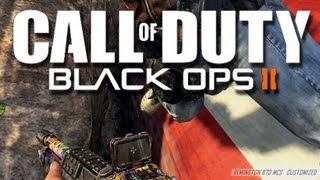 Call of Duty Black Ops 2 Funny Moments Montage! (Epic Host Migration Battle!)