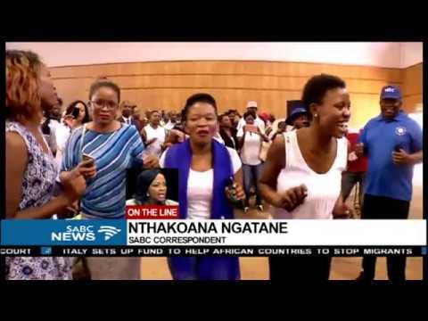 Lesotho's political climate: Nthakoana Ngatane