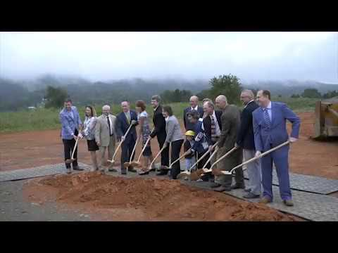 Business Park Groundbreaking