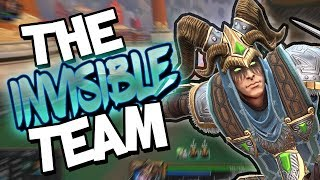 Smite: THE INVISIBLE TEAM Ft. SexyRexsi and TrelliRelli - NO ONE WILL SEE THIS COMING!