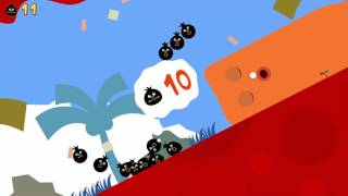 LocoRoco™ Remastered - World 4 Stage 1 - all collectibles