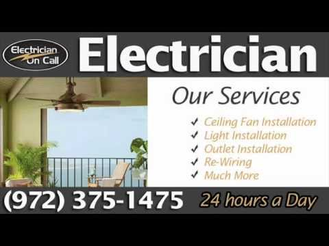 Electrician in Aledo Tx | Electrician On Call