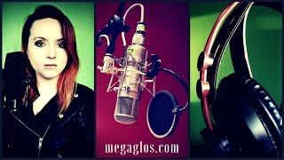 megaglos.com | demo lektorskie | próbka audiobook 🎧🔈🎤