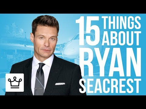 15 Things You Didn't Know About Ryan Seacrest