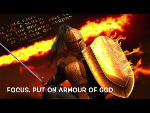 Prayer To Put On The Whole Armor of God - Comprehensive