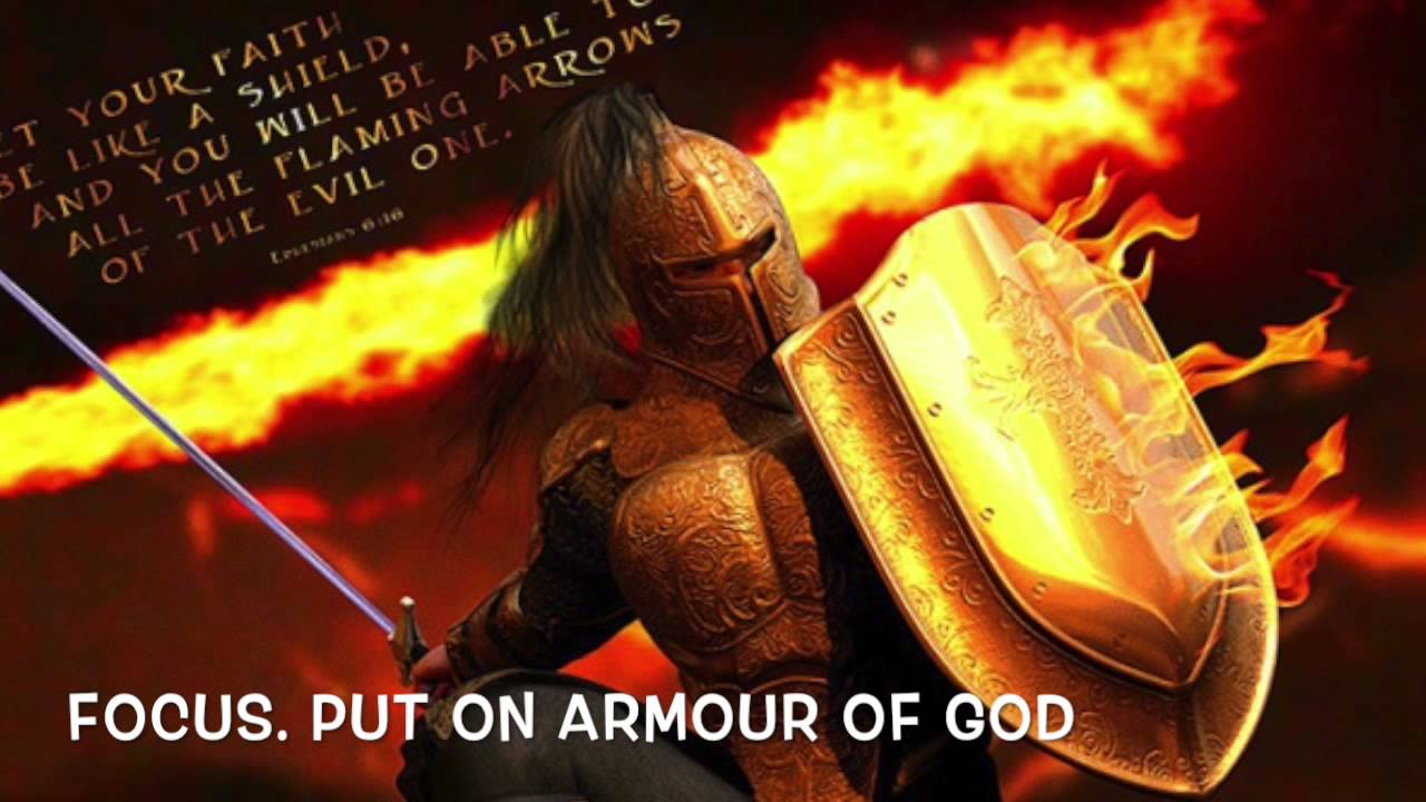 prayer to put on the whole armor of god comprehensive youtube