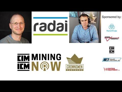 MN 34. Radai - Amazing Drone-based Environmental & Geophysical Surveys for Mining & Exploration