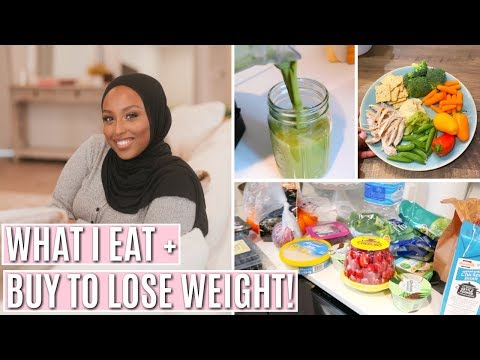 what-i-eat-&-buy-to-lose-weight---lost-10-lbs-so-far!-|-aysha-harun
