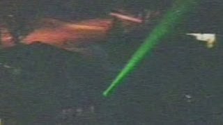 FBI cracks down on aircraft laser attacks