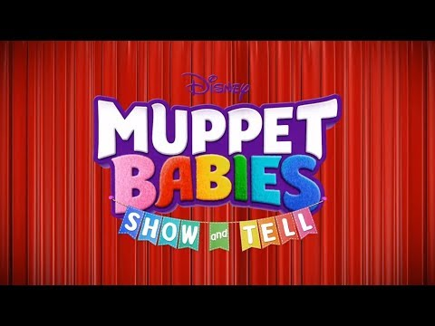 Muppet Babies Show And Tell Shorts