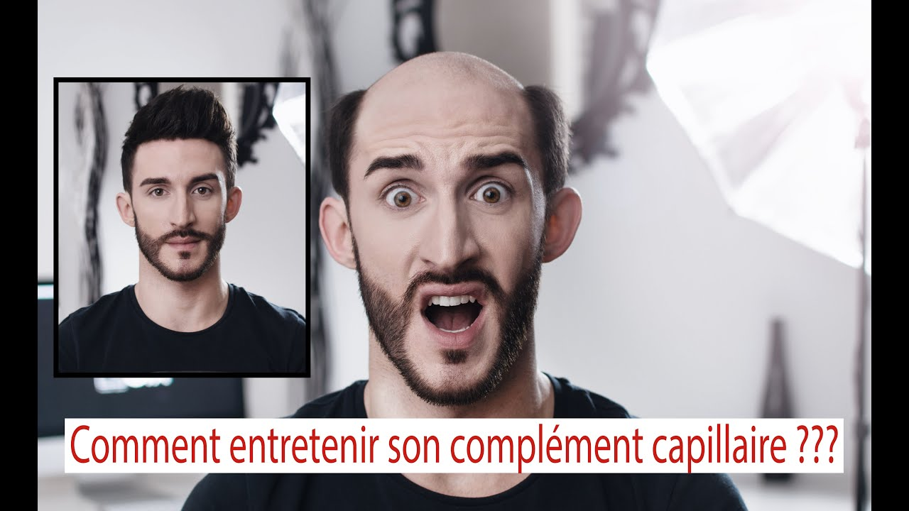 Achat complement capillaire homme indetectable