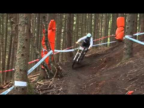 MTB World Cup: Schladming finals downhill 2009