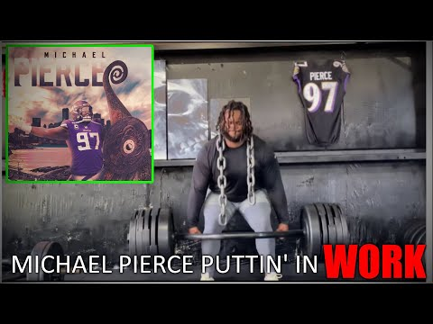 Reaction to Michael Pierce PUTTIN' IN THAT WORK 💪💪💪