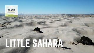 Ep. 9: Little Sahara Recreation Area, Utah | RV Utah ATV OHV BLM Boondocking | Grand Adventure