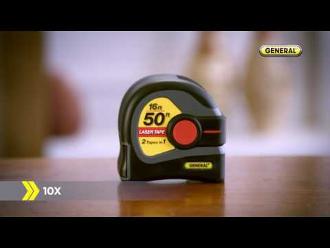 Laser Tape Measure - Over a Century - Measure Everything. Faster.