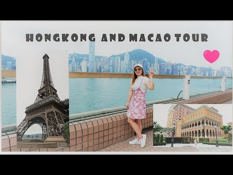 Hong Kong and Macao | Nicnic The Explorer