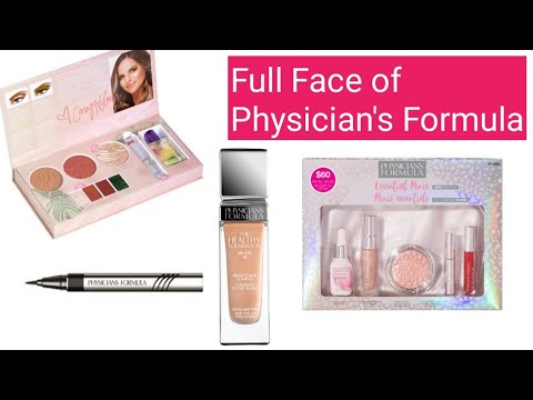 Physician's Formula Butter Collection & Essential Minis ft Casey Holmes Palette *monolid look* thumbnail