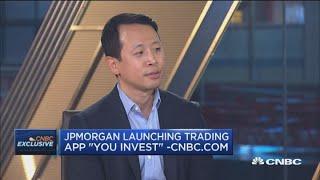 JP Morgan launches