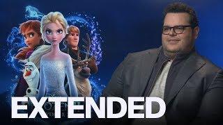 Josh Gad On Olaf In 'Frozen 2', Love Of Disney   EXTENDED