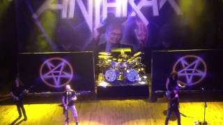 Anthrax - A.D.I. Horror Of It All - Live At the House Of Blues Houston, Texas