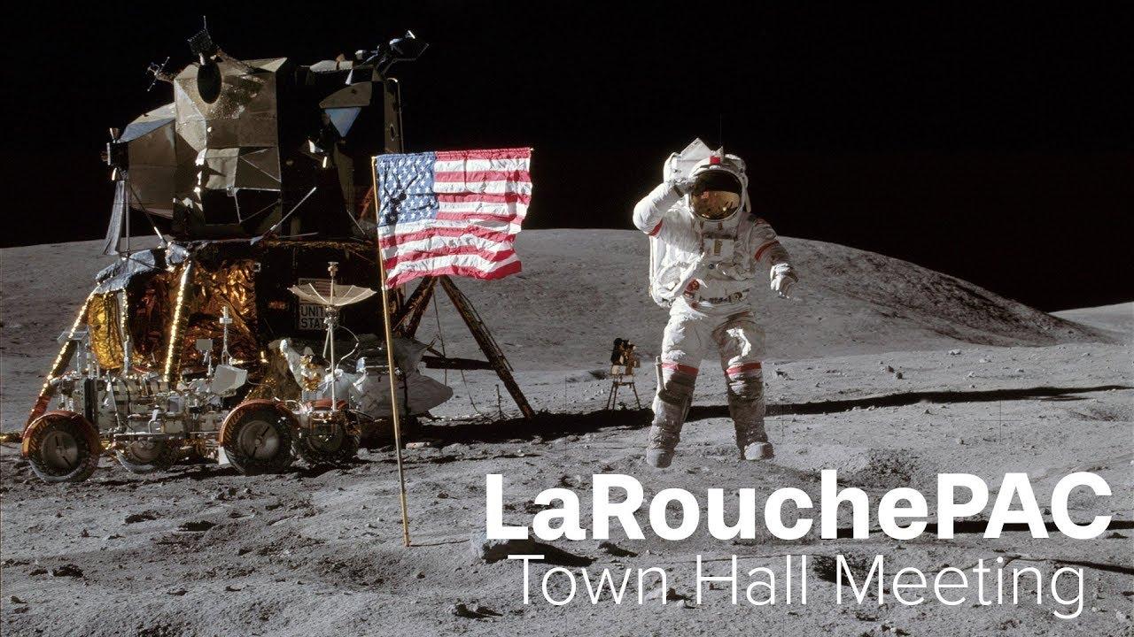 Lyndon LaRouche | LaRouche Irish Brigade