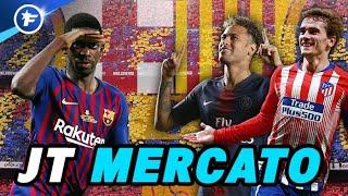 Le Barça s'agite dans tous les sens | Journal du Mercato