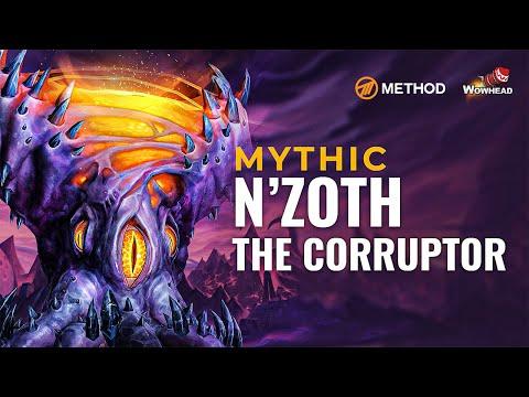 Method VS N'Zoth The Corruptor - Mythic Ny'alotha