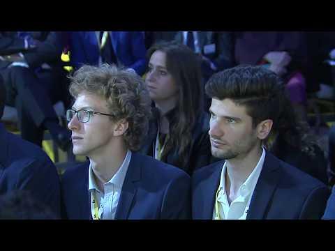 Eni con l'Italia - Evento | Eni Video Channel