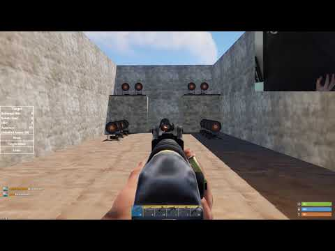 Rust: How to Learn the AK Recoil (As of Vehicle Update)