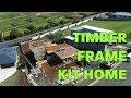 Timber Frame Kit Home - Prestige Kit Homes