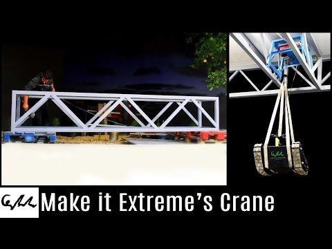 Make it Extreme's Crane