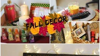 Fall Room Decor - Zimmer herbstlich dekorieren I & mini DIY Thumbnail