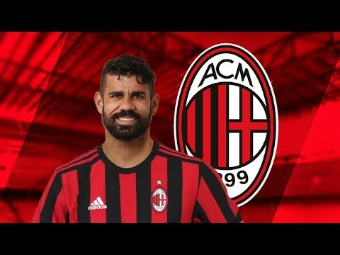 DIEGO COSTA - The Beast | Welcome to AC Milan ? | Goal Show with Chelsea FC | MilanActu HD