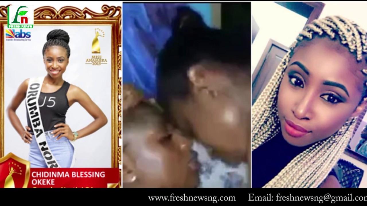 Download Chidinma Okeke, Miss Anambra & The Cucumber Scandal