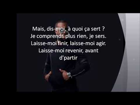 Maître Gims feat Bedjik- Tu m'as dit (Lyrics)