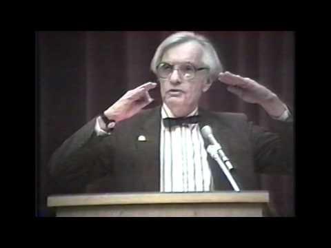 "Robert Jay Lifton - ""Genocidal Mentality: Nazi Doctors and the Holocaust"""