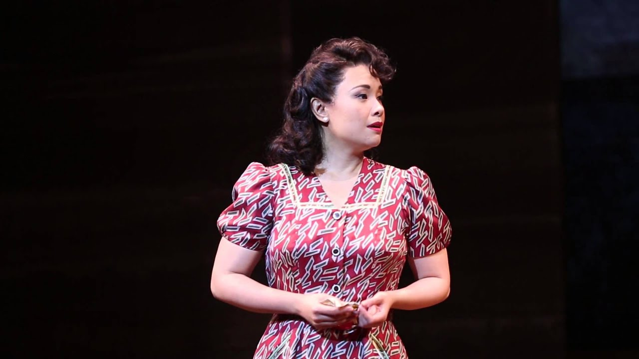 "Lea Salonga Sings ""Higher"" from the New Broadway Musical ..."