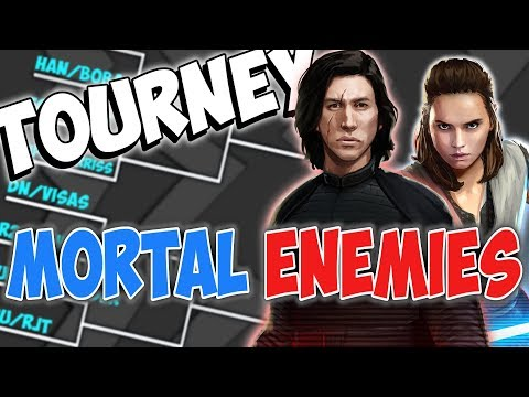 SWGOH Mortal Enemies Tournament!! | Star Wars: Galaxy of Heroes