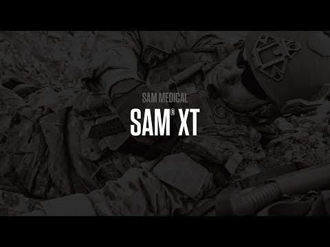 SAM XT Extremity Tourniquet Awarded JEMS Hot Product