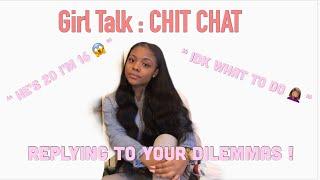 Girl Talk : ( Advice ) ft. Beauty Forever 💖