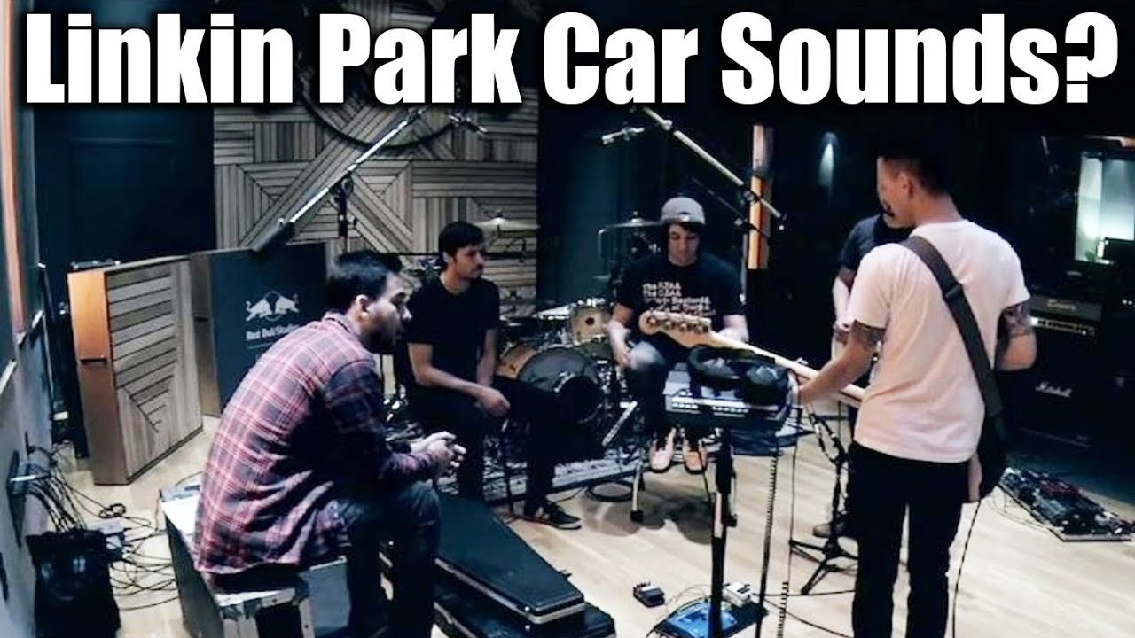 Linkin Park Enlisted to Make Electric Car Sounds for