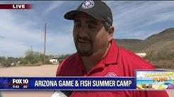 Cory's Corner: AZ Game & Fish Summer Camp