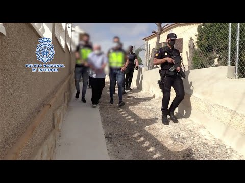 Seis detenidos en Alicante por enviar marihuana y medicamentos hipnóticos por correo